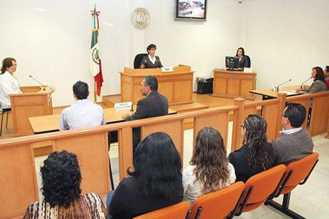 juicio procesal: